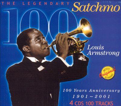 Legendary Satchmo: 100 Years Anniversary