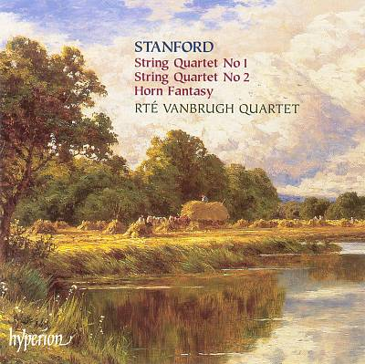 Sanford: String Quartet No. 1; String Quartet No. 2; Horn Fantasy