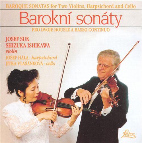 Barokní sonáty