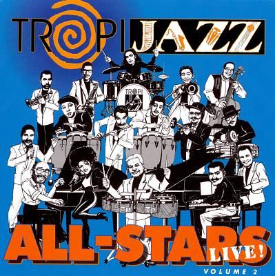TropiJazz All-Stars, Vol. 2