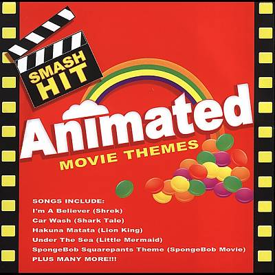 DJ Smash Hit Animated Movie Themes
