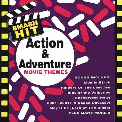Smash Hit Action/Adventure Movie Themes