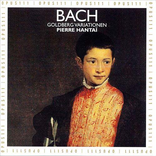Bach: Goldberg Variationen [1992 Recording]