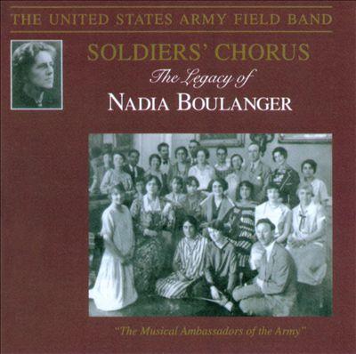 The Legacy of Nadia Boulanger
