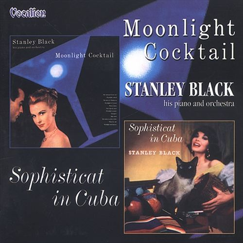 Moonlight Cocktail/Sophisticat in Cuba