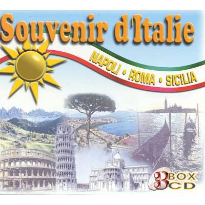 Souvenir d'Italie: Napoli, Roma, Sicilia