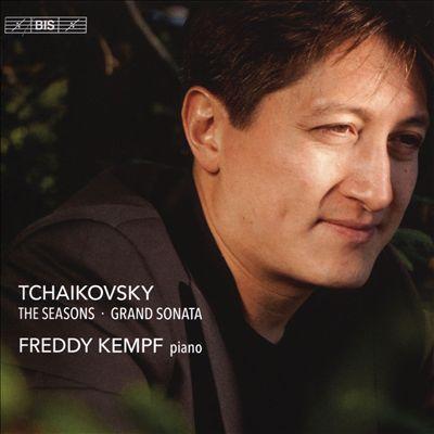 Tchaikovsky: The Seasons; Grand Sonata