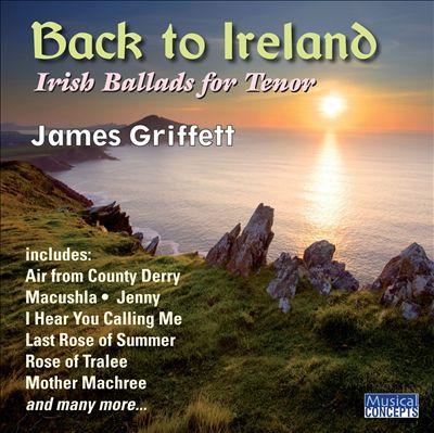 Back to Ireland