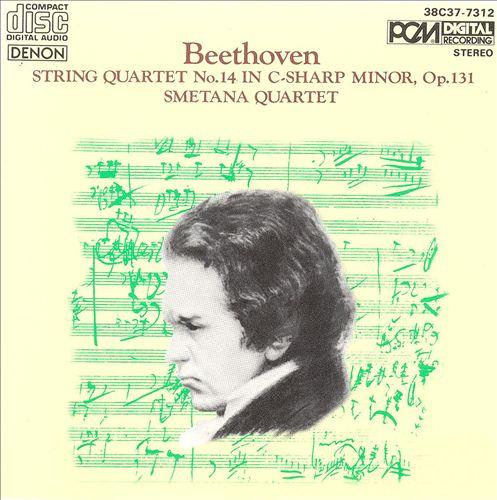 Beethoven: String Quartet No. 14