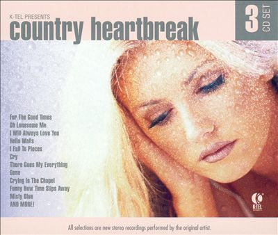 Country Heartbreak [Box Set]