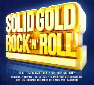 Solid Gold Rock 'n' Roll [Universal]