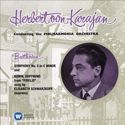 Beethoven: Symphony No. 5; Komm, Hoffnung from Fidelio