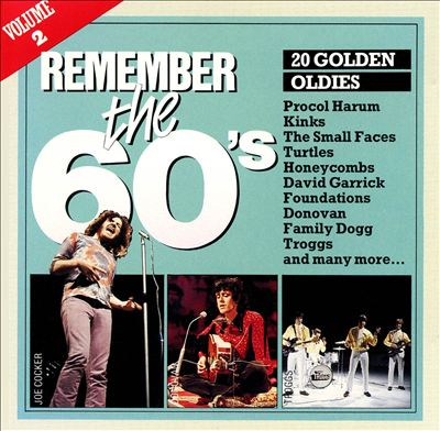 Remember the 60's, Vol. 2 [Remember]