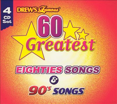60 Greatest 80's and 90's