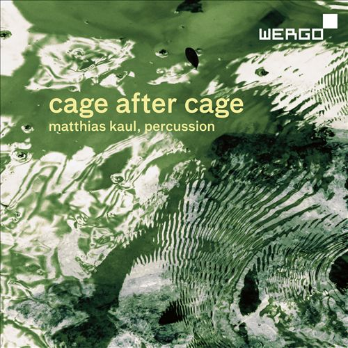 Cage after Cage