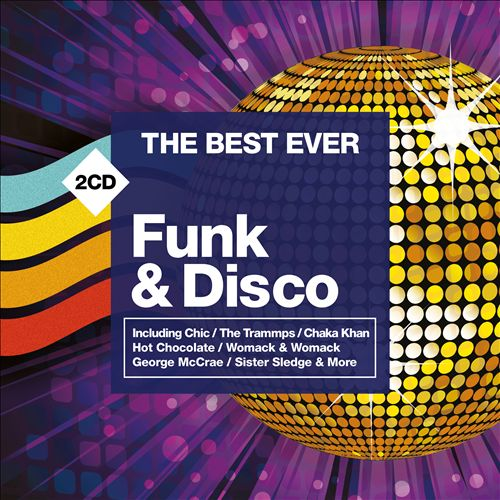 The Best Ever Funk and Disco