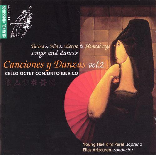 Cancions y Danzas, Vol. 2