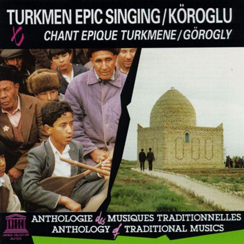 Turkmen Epic Singing