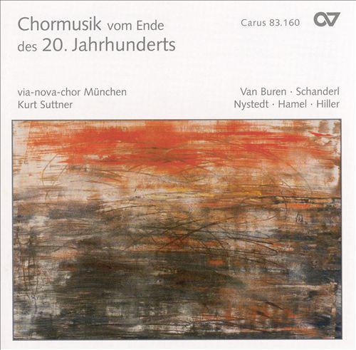 Chormusik vom Ende des 20. Jahrhunderts