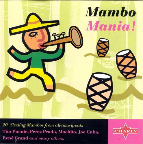 Mambo Mania [Charly]