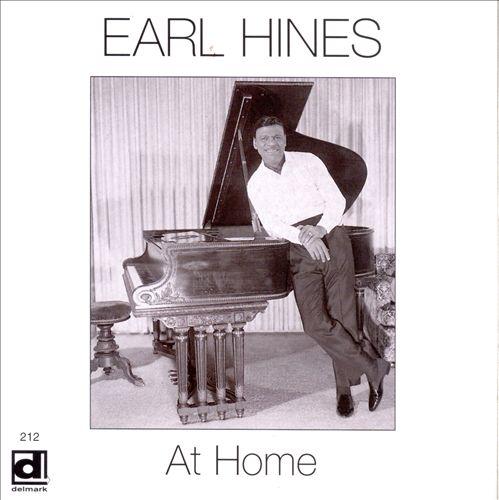 Earl Hines at Home