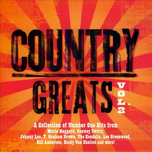 Country Greats, Vol. 2