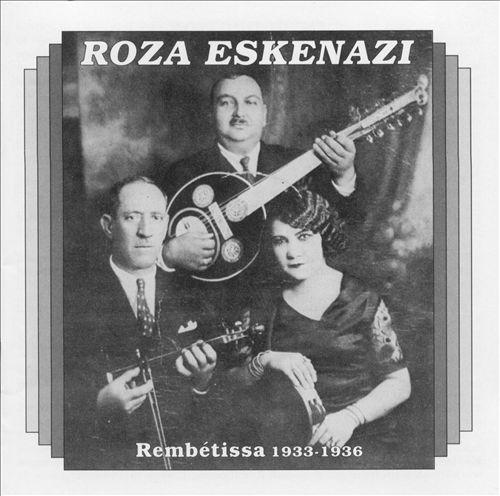 Rembetissa 1933-1936