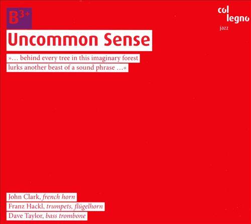 Uncommon Sense (Dig)
