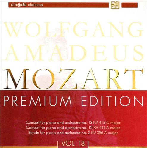 Mozart: Premium Edition, Vol. 18