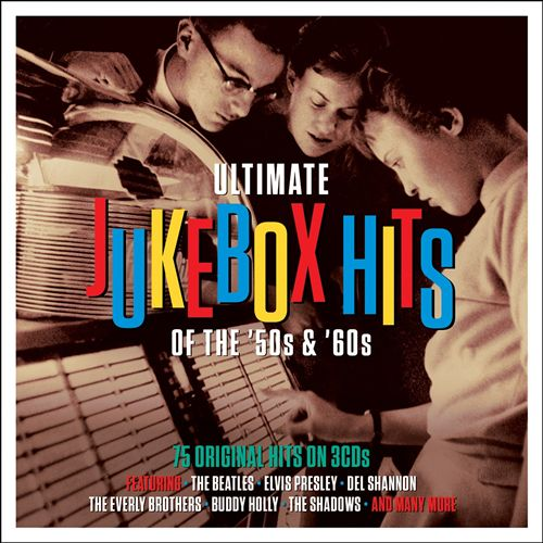 Ultimate Jukebox Hits of the 50s & 60s