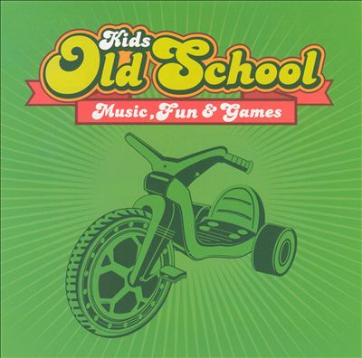 DJ Kids Old School Music & Games