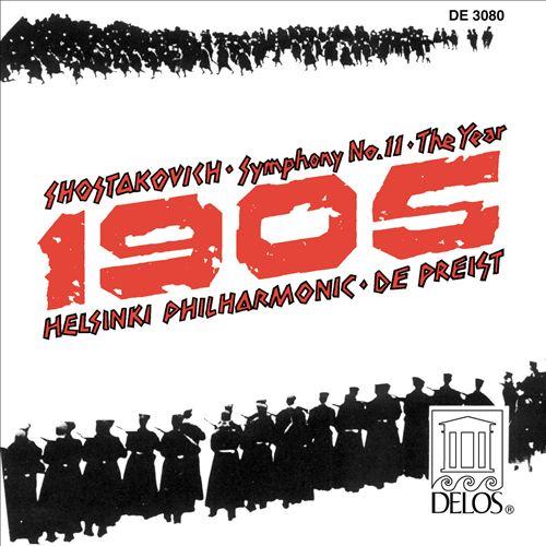 Shostakovich: Symphnoy No. 11