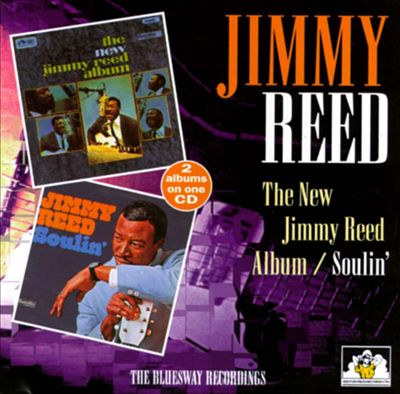New Jimmy Reed Album/Soulin'