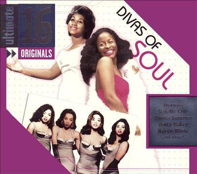 Ultimate 16: Divas of Soul