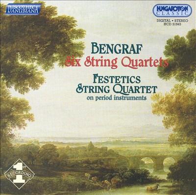 Bengraf: Six String Quartets