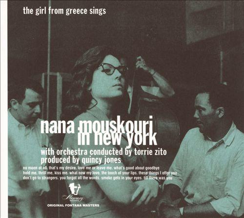 Nana Mouskouri in New York