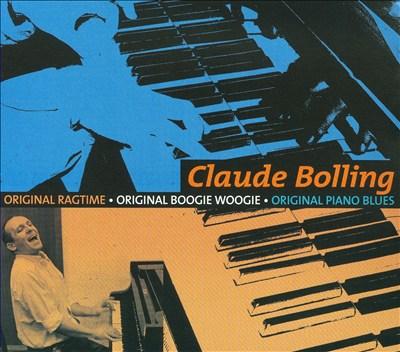 Original Ragtime/Original Boogie Woogie/Original Piano Blues