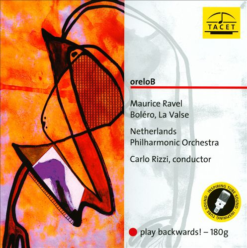 oreloB: Maurice Ravel's Boléro & La Valse