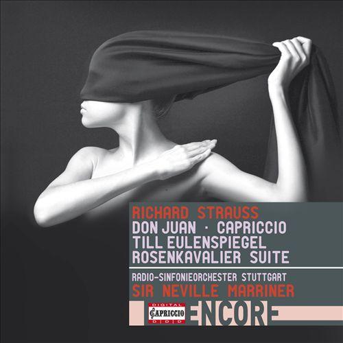 Richard Strauss: Don Juan; Capriccio; Till Eulenspiegel; Rosenkavalier Suite