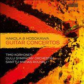 Hakola: Guitar Concertos