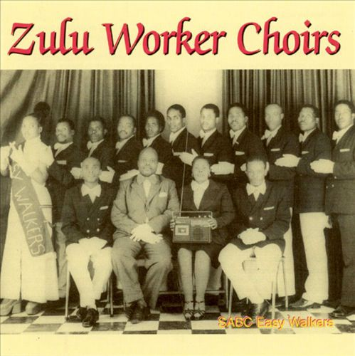 Zulu Worker Choirs In South Africa