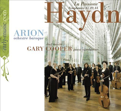 Haydn: Symphonies Nos. 42, 49, 44