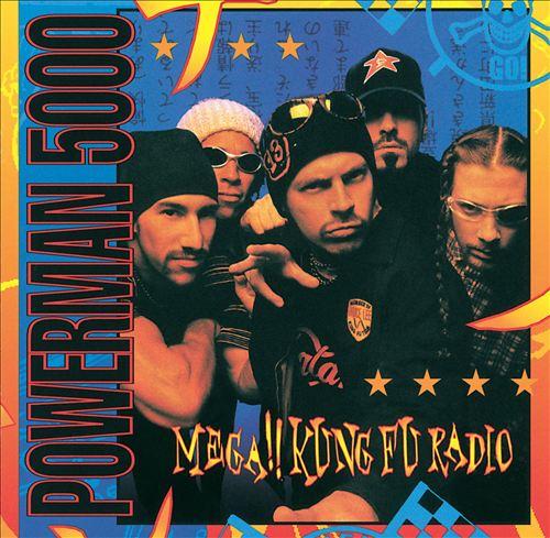 Mega!! Kung Fu Radio