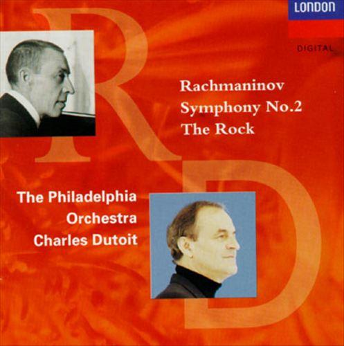 Rachmaninov: Symphony No. 2; The Rock