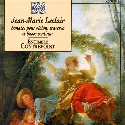 Leclair: Sonatas