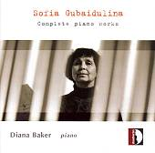 Gubaydulina: Complete Works for Solo Piano