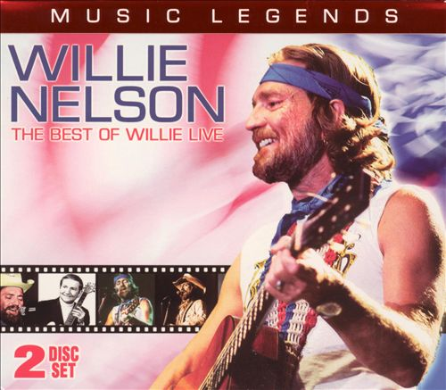 Music Legends: The Best of Willie Live