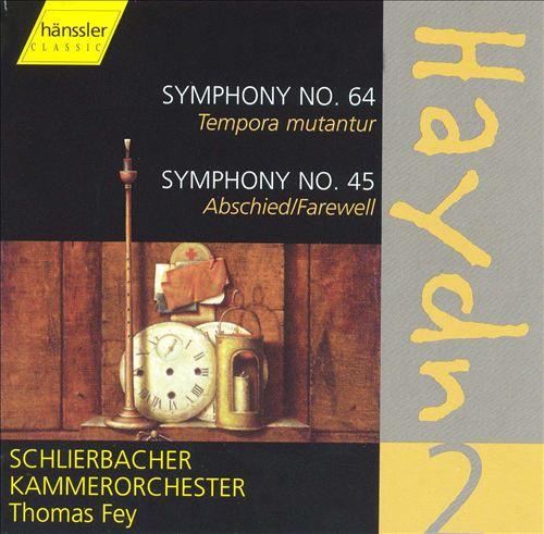 Haydn: Symphonies Nos. 64 (