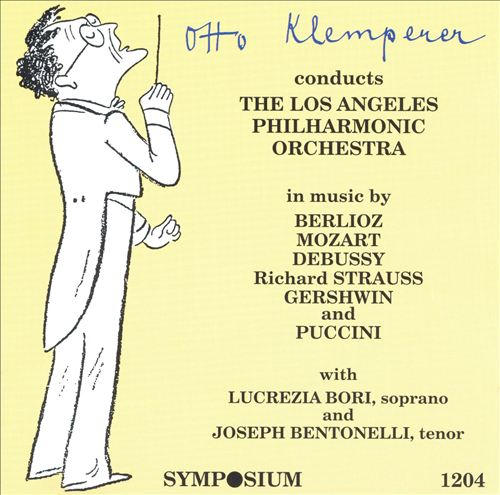 Klemperer Conducts the Los Angeles Philharmonic