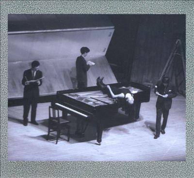 John Cage: Shock, Vol. 3
